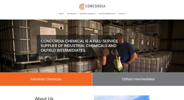 ConcordiaChemical.com