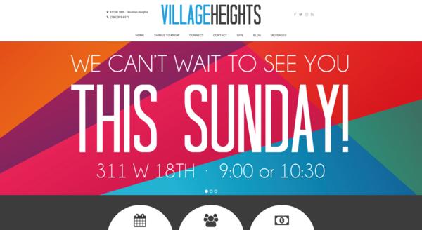 VillageHeights.Church
