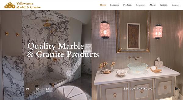 yellowstone marble