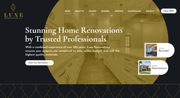 luxe-renovation.com